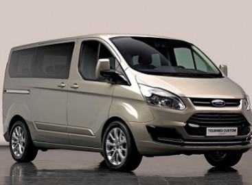 Ford Tourneo Custom Concept: naujas standartas