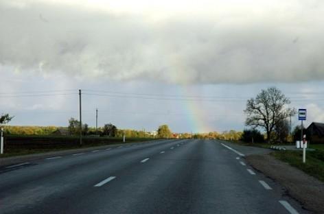 Austrijos keliuose bus sumontuoti šviesos diodai