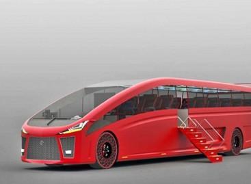 MACH – naujos kartos greitasis autobusas