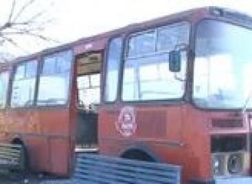 Laukimo salė – autobuse