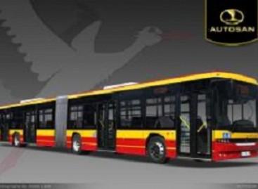 Autosan pademonstravo didžiausią savo autobusą