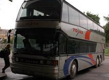 Autobuse iš Minsko – bomba