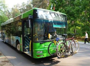 Dviračiai autobusais: draudimai ir kompromisai