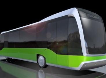 RE-THINK – modulinio autobuso konceptas