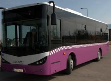 """Lietuvoje – pirmasis """"Isuzu"""" miesto autobusas"""