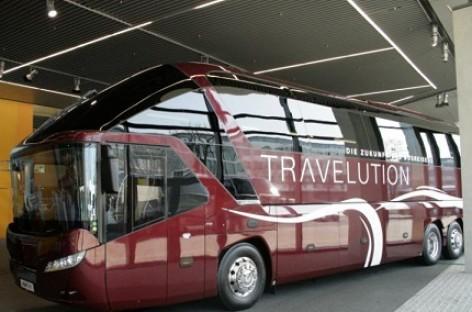 Neoplan Travelution – nauja kelionės koncepcija