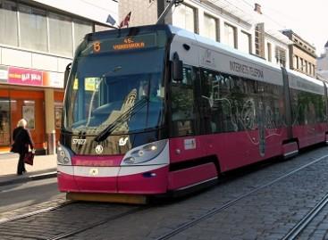 Rygos viešajame transporte – keleivių antplūdis