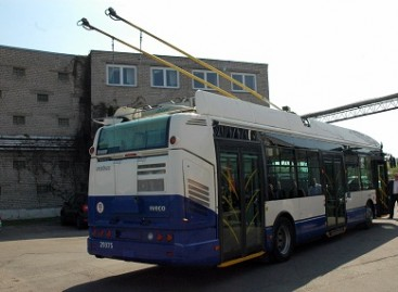 """Uzbekistane – nauji """"Škoda 24Tr"""" troleibusai"""