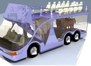 Vienos arklio galios autobusai