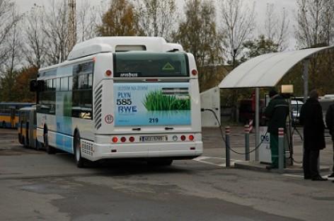Almatoje – šimtai naujų ekologiškų autobusų