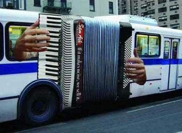 Autobusas armonika