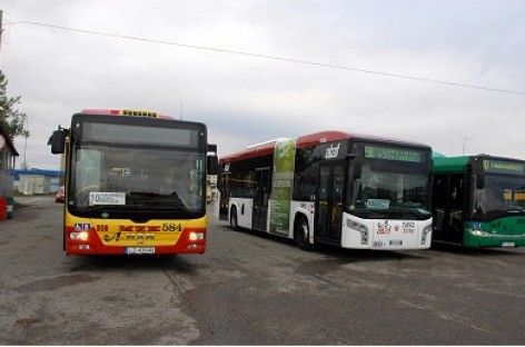 Pritarta dar devyniolikos autobusų įsigijimui sostinėje