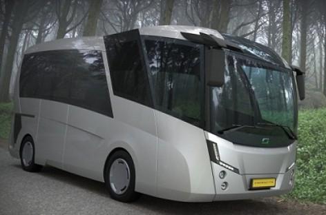 Sibiriečiai ketina pristatyti savo autobusą