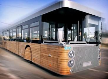 Prancūzijoje – dvigalvis autobusas