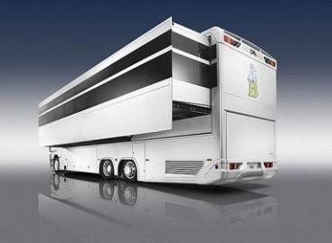 A-Cero – prabangus karavanas