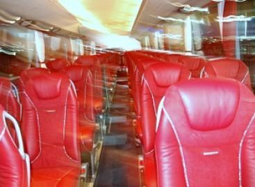 Saugos diržai – visuose Ispanijos autobusuose