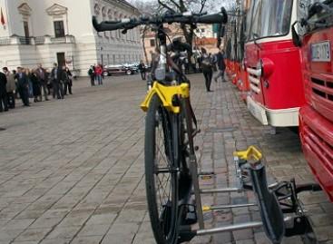 Dviračiai – ir Klaipėdos viešuoju transportu