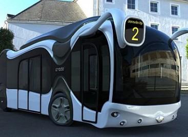 Credo E-Bone: modernaus autobuso konceptas