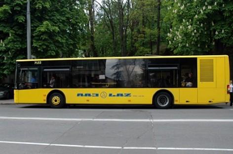 Kijeve atnaujinamas viešasis transportas