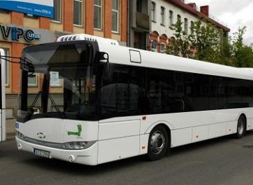 Hibridiniai autobusai padeda panevėžiečiams taupyti