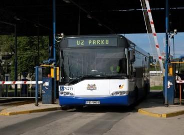 Rygos miesto vadovai teikia prioritetą viešajam transportui