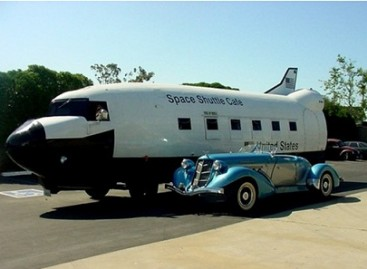 Kosminis autobusas – iš šatlo