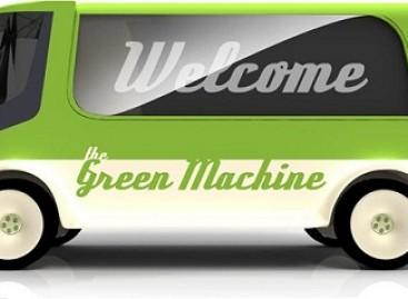 The Green Machine: sveikam gyvenimo būdui