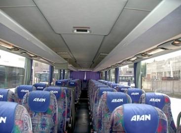 Ką daryti, jei įsimylėjai autobuse?