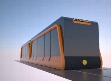 Coventry rapid transit system – naujos kartos viešasis transportas