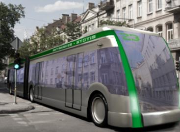 Sostinės tramvajaus vizija – studentų darbuose