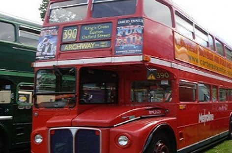 Kaip naudotis Londono viešuoju transportu?