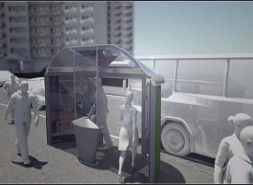 Stotelės, įkraunančios autobusų baterijas