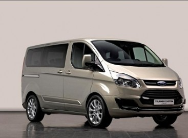 "Rinkoje – ""Ford Transit Custom"" ir ""Ford Tourneo Custom"""