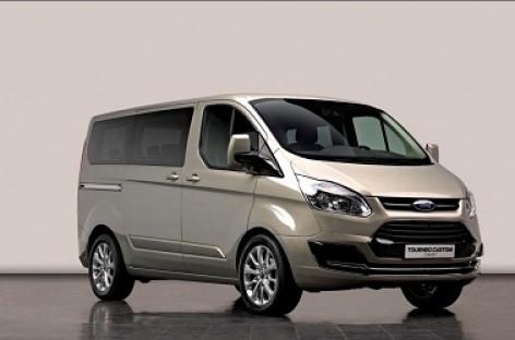 "Rinkoje – ""Ford Transit Custom"" ir ""Ford Tourneo Custom"""