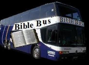 Vokietijoje – Biblijos mokymams skirtas autobusas
