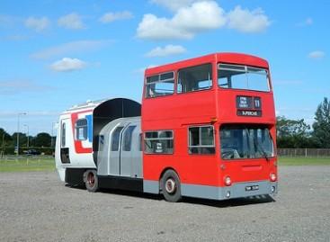 """""""Supercar"""" – autobuso, tramvajaus ir traukinio sintezė"""