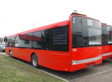 Autobusuose įrengtos kameros padeda užtikrinti tvarką