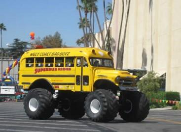 Patobulinti mokykliniai autobusai