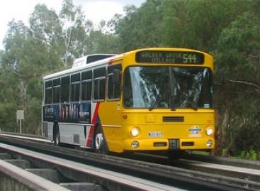 """""""O-Bahn"""" – greiti ir patogūs keleiviams"""