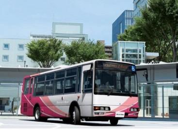 """Mitsubishi Fuso"" pristatė naują autobusą"