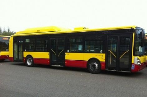 """Šiauliečių """"Irisbus Citelis CNG"""" rengiami kelionei į Lietuvą"""