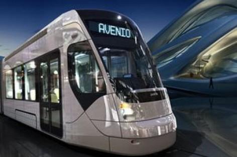 """""""Siemens"""" pristato naujos kartos tramvajų"""