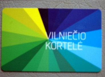Kviečiama susipažinti su atnaujinta Vilniečio kortelės naudojimosi tvarka