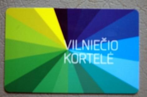 Papildžius Vilniečio kortelę nauju bilietu dabar, senasis galios iki numatyto laiko