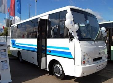 ZAZ pristatė naują autobuso modelį