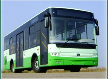 "Ukrainietiškas ""Bogdan A302"" sertifikuotas ES"
