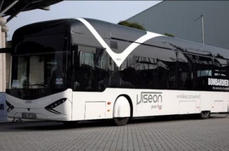 Bombardier siūlo perversmą miesto transporto srityje