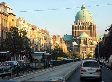 Briuselio centrą ketinama skirti pėstiesiems