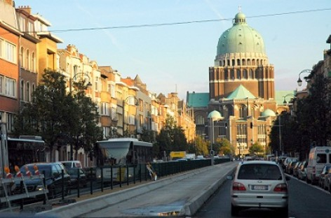 Populiariausias Briuselio prospektas bus atiduotas pėstiesiems