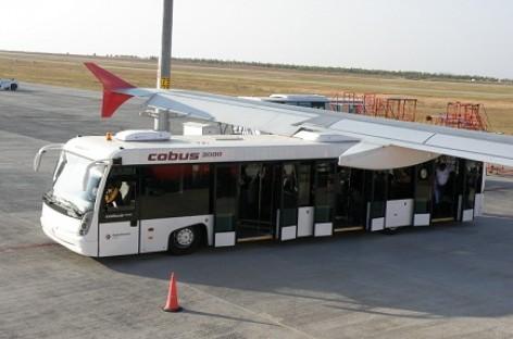 """""""Contrac"""" – autobusai oro uostams"""